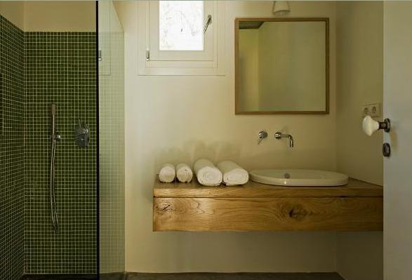 mueble baño suspendido
