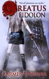 Eidolon is here ... Read the entire series FREE with Kindle Unlimited!