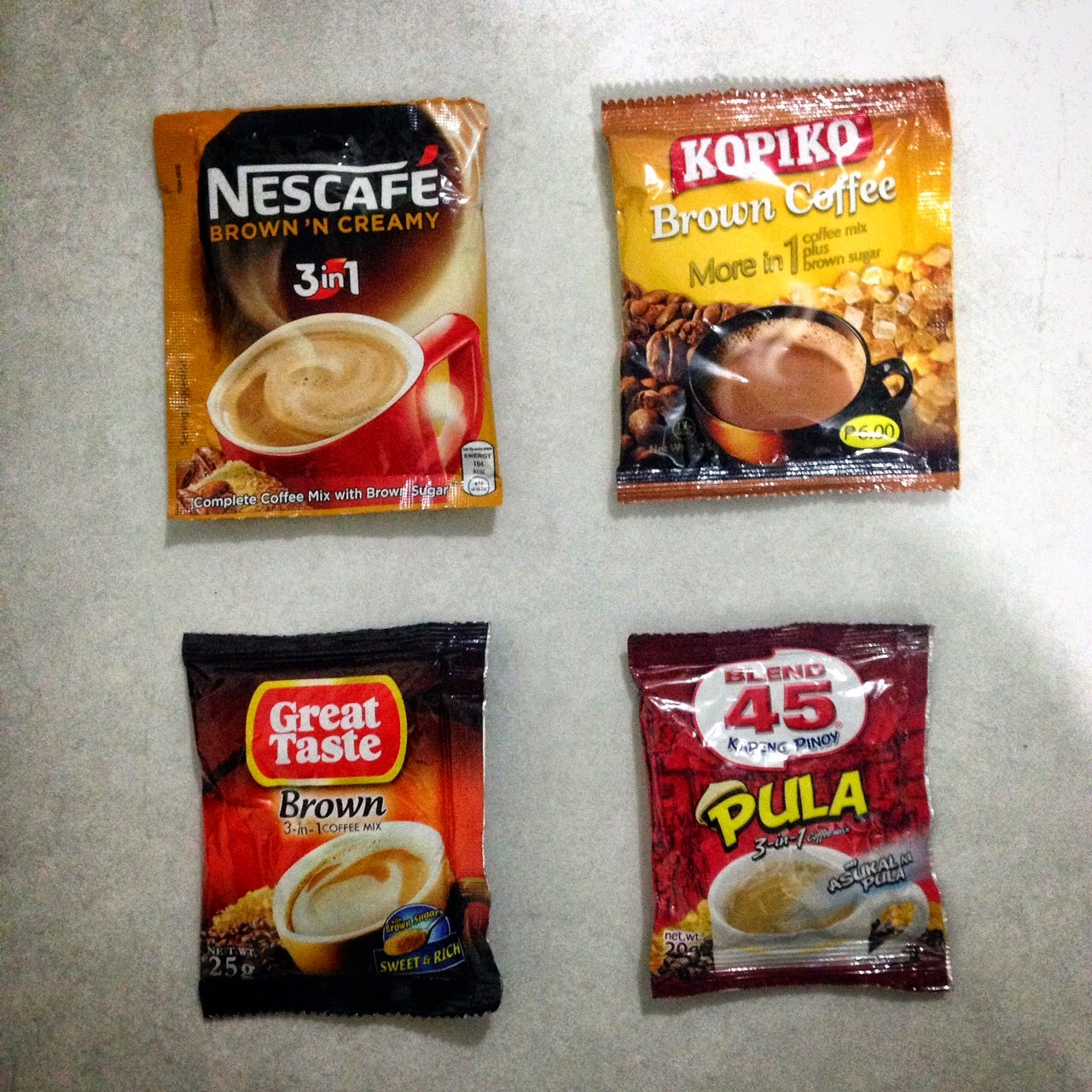 coffee in the philippines 2 essay Since corn coffee was introduced in the manila market by the  will be 2% net of  freight in the production of coffee is continuous process thus.