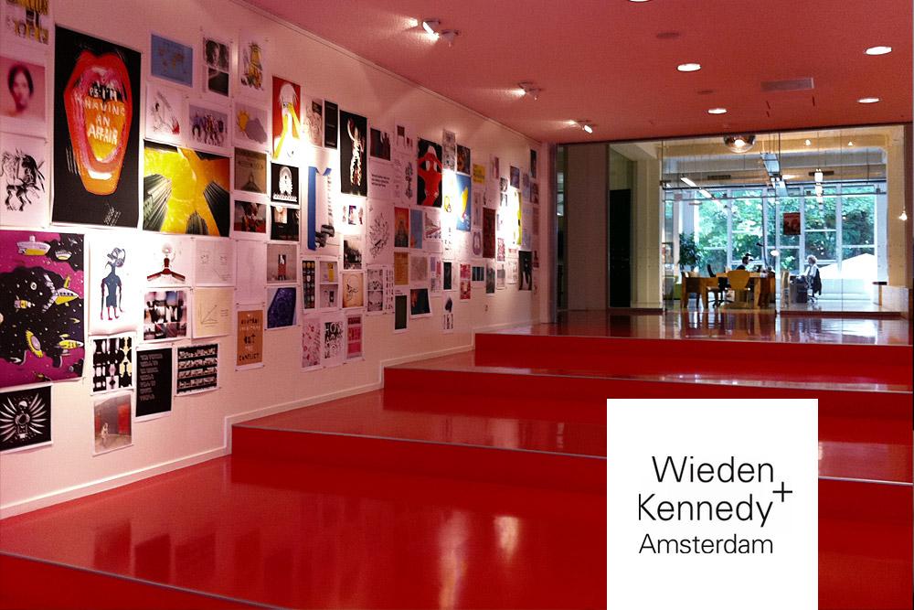 Waldemar wegelin robbin waldemar in amsterdam for Design agencies amsterdam