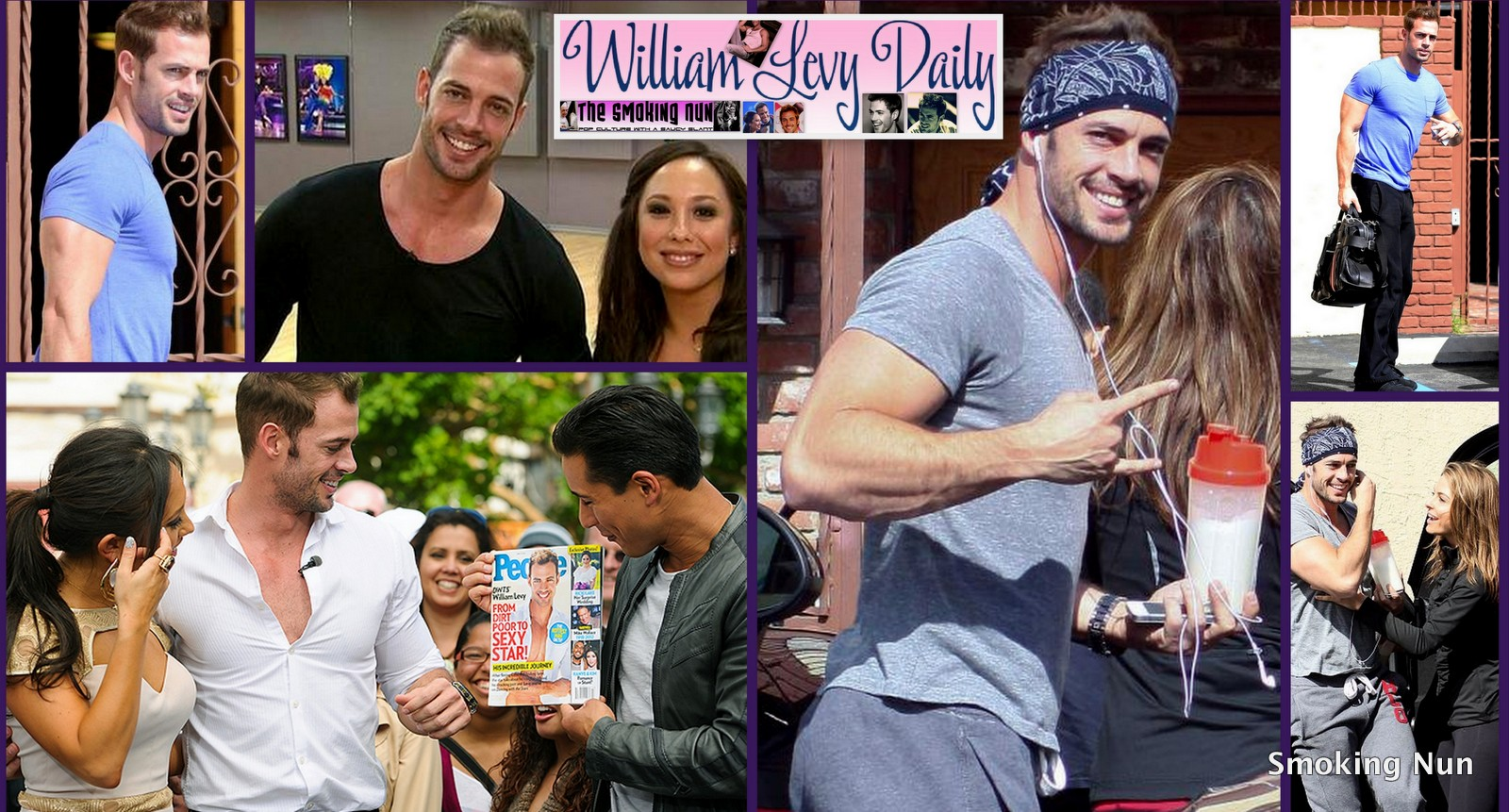 the smoking nun william levy now thats what i call a