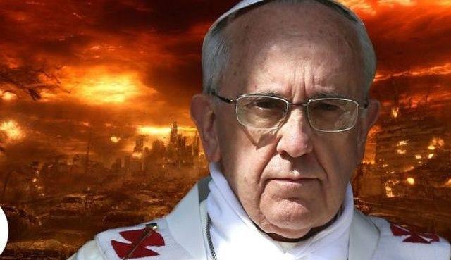 Πάπας Φραγκίσκος: Φοβάμαι για πυρηνικό πόλεμο – Δεν θα τον αντέξει η ανθρωπότητα