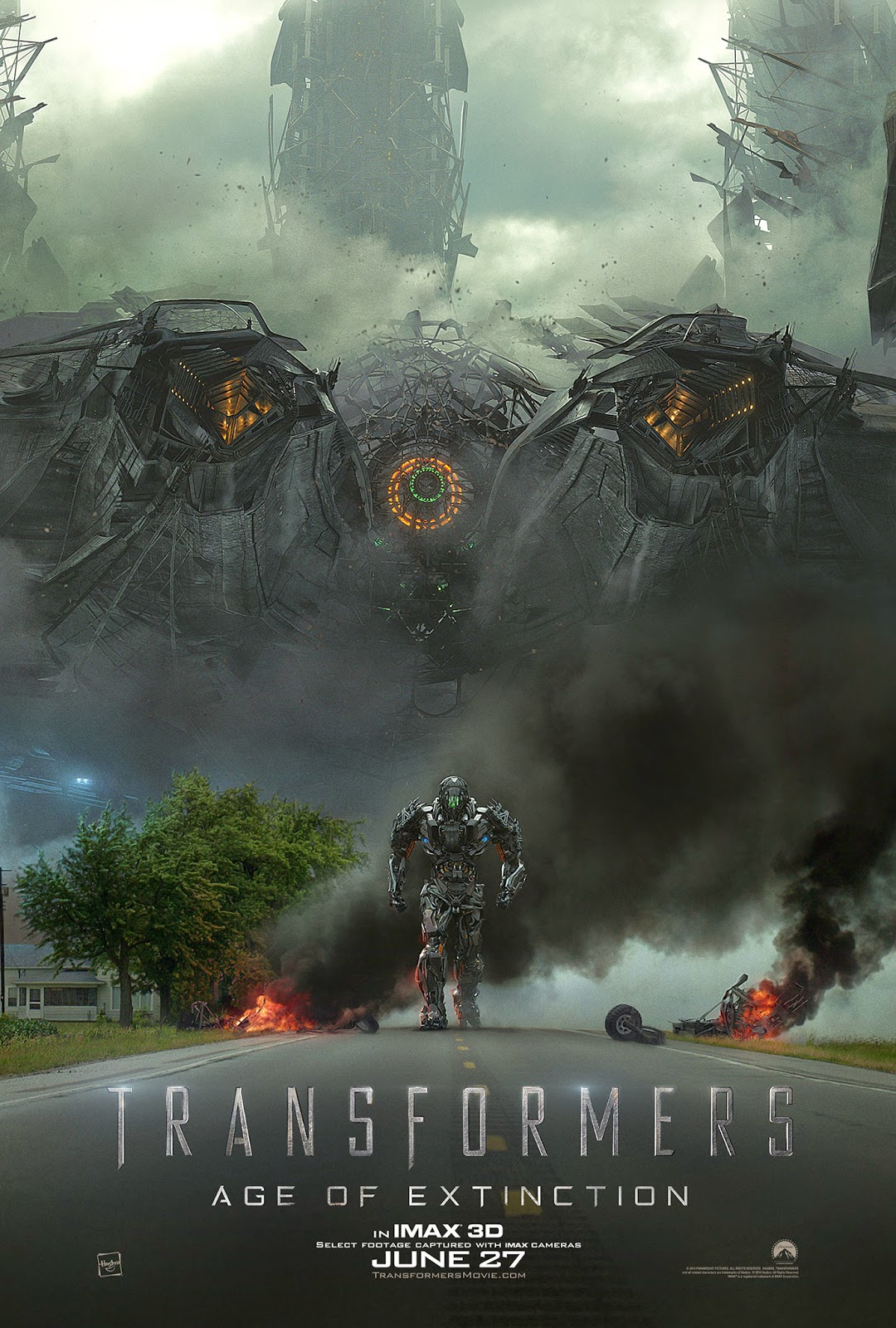 ¡Cartelicos!: Transformers: Age of Extinction