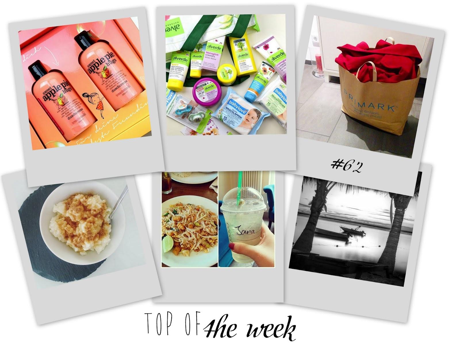 Top of the Week #62: Überraschung von Alverde und Shoppinglaune