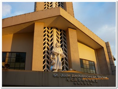 St. Jude Archdiocesan Shrine - Manila