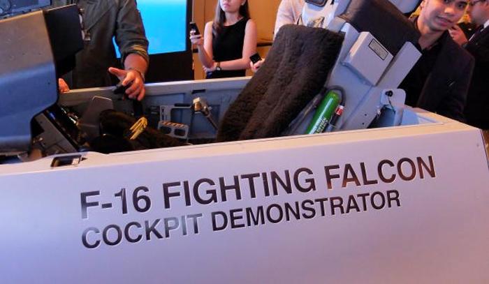F-16V Fighting falcon