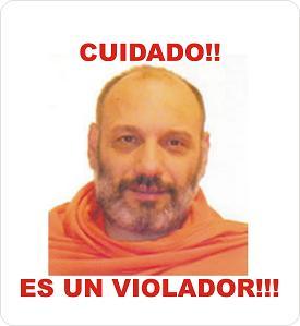 Swami Maitreyananda Fernando Estevez Griego ABUSADOR!!!