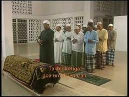 Tata Cara Shalat Jenazah