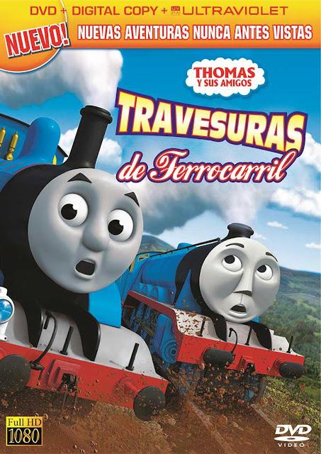 Thomas Y Sus Amigos: Travesuras De Ferrocarril (2013)