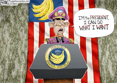 President of a Banana Republic