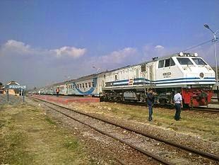 mimpi kereta api