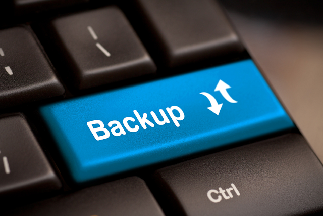 Cara Backup data artikel template di blog Blogspot