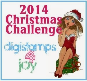 MONTHLY CHRISTMAS CHALLENGE {September 2014}