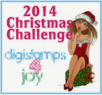 MONTHLY CHRISTMAS CHALLENGE {July 2014}
