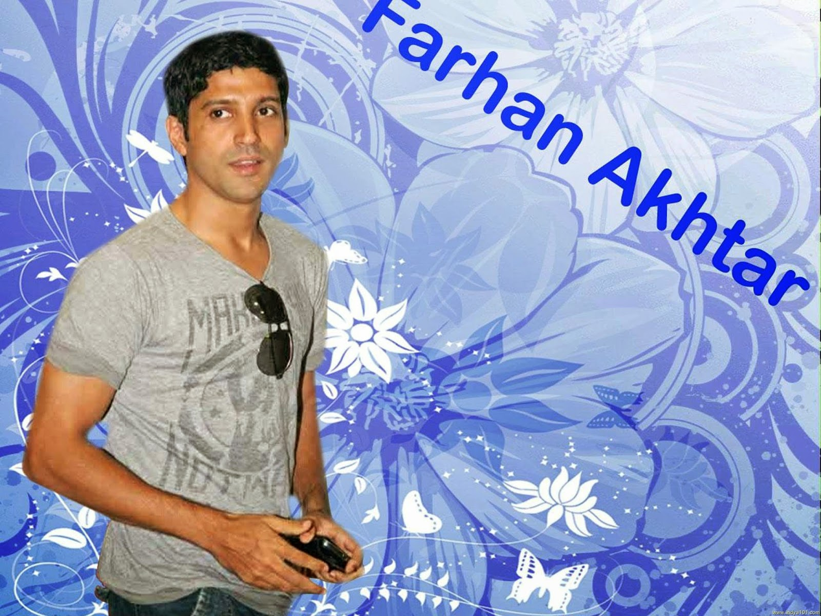 Farhan Akhtar HD Wallpaper