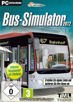 Download Bus Simulator 2012 – PC Grátis