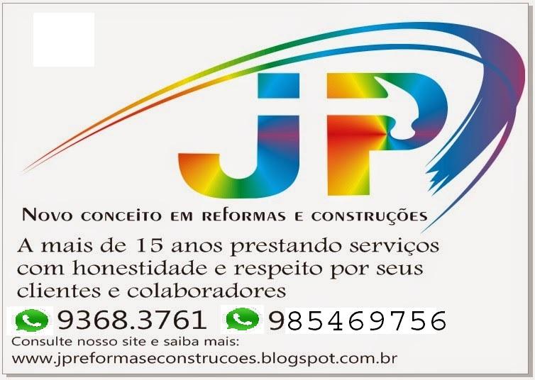 JP Novo Conceito de Reformas e Construções