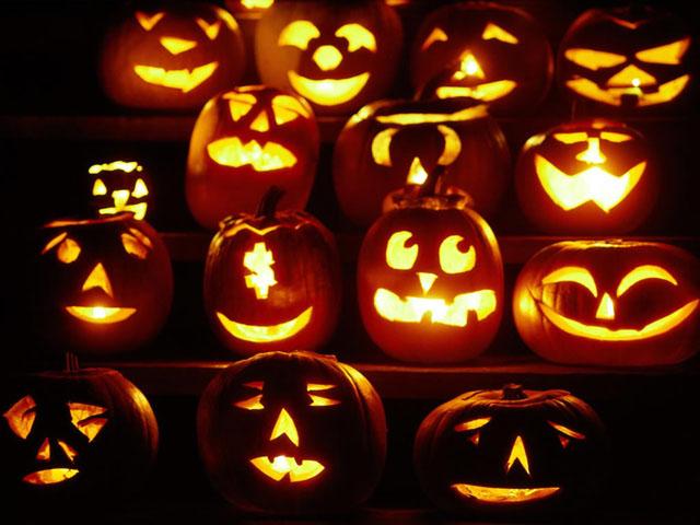 D halloween screensavers cake image