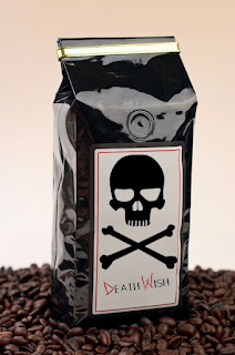 cafe, tipo de cafe, death wish coffee, starbucks