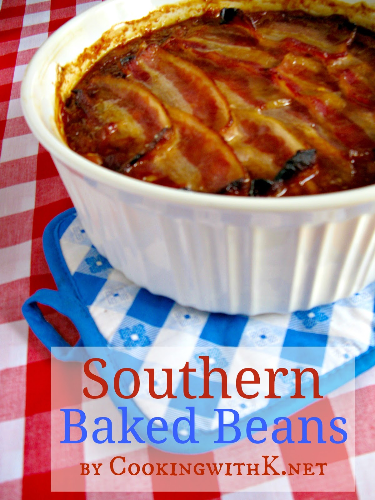 Mom's Baked Beans I Recipe — Dishmaps