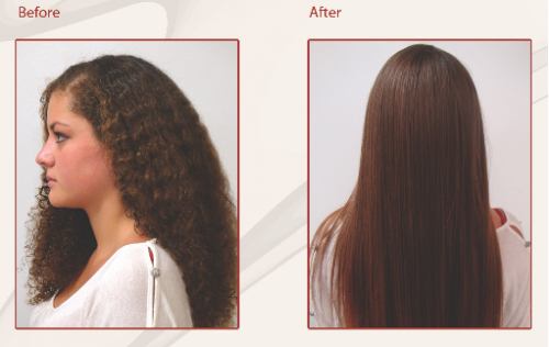 Side Effects of Hair Straightening and Preventing Measures - Makeup ...