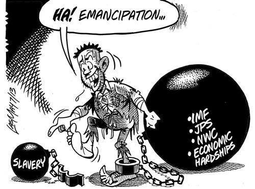 Image result for emancipation day jamaica