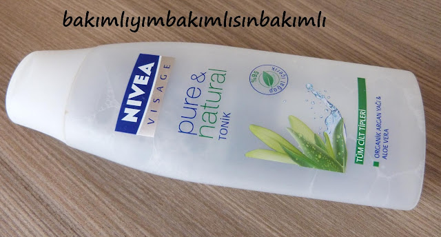 nivea pure and natural tonique review price blog