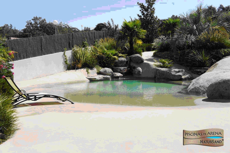 Piscinas de arena s a innova con sus para sos privados a - Piscinas de arena natursand ...