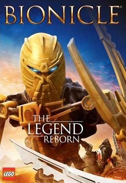 Bionicle: La Légende Renaît en Streaming