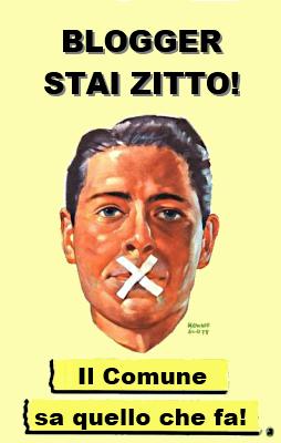 Il Comune di Siena censura i blog