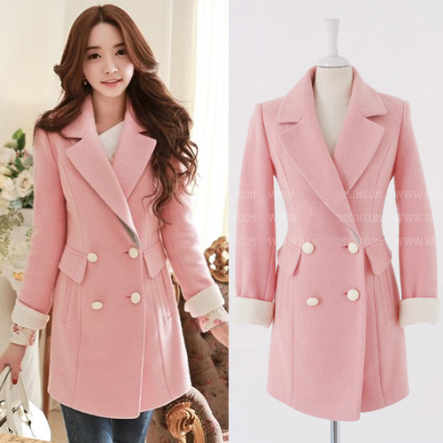 Fashion Passion: Winter Coats For Girls/Women