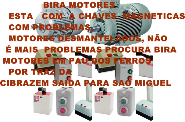 BIRA  MOTORES EM  PAU DOS FERROS