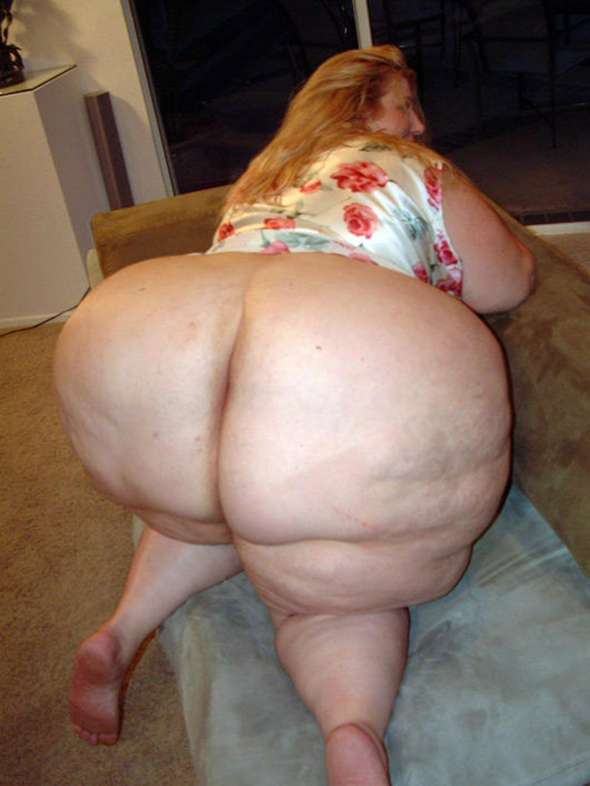 Big fat ass ssbbw