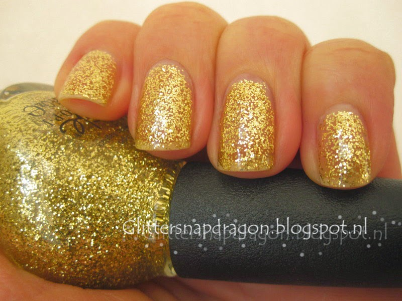 Nicole by OPI Twist of Fate