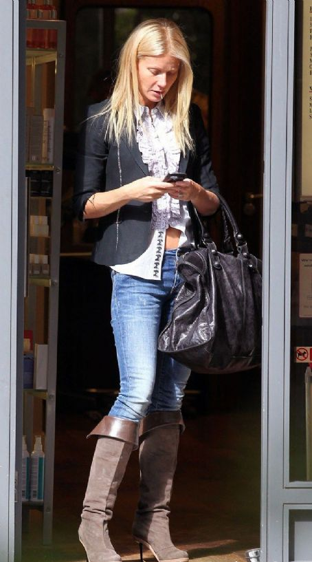 Modern Country Style: Boots: Gwyneth Paltrow's Style