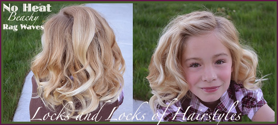 Locks And Locks Of Hairstyles Quick And Easy Video Tutorials No
