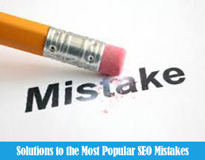 Solutions to the Most Popular SEO Mistakes