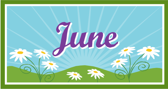 Image result for JUNE IS BUSTIN OUT