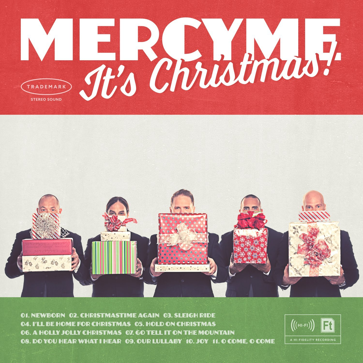 Kristie\'s Notes: MercyMe It\'s Christmas CD Review & GIVEAWAY (11/22 ...