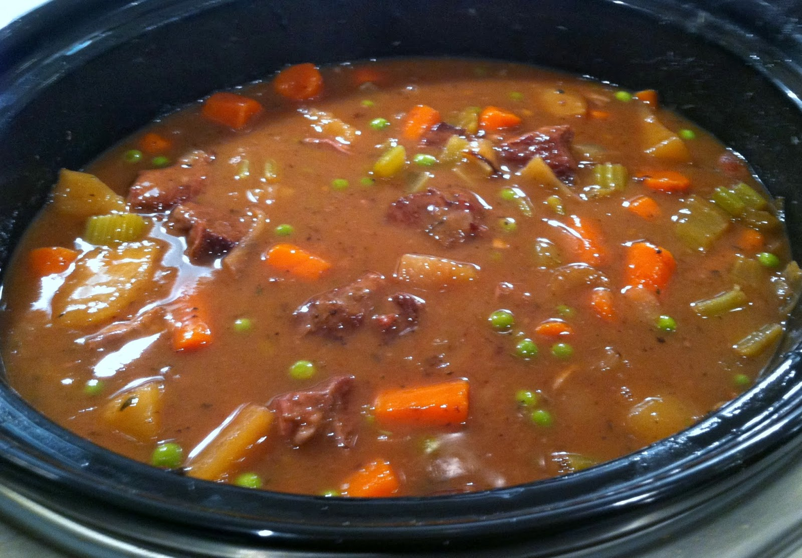 Everything Tasty from My Kitchen: The Best Slow Cooker Beef Stew