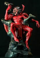 Mephisto (Marvel Comics) Character Review - Statue Product