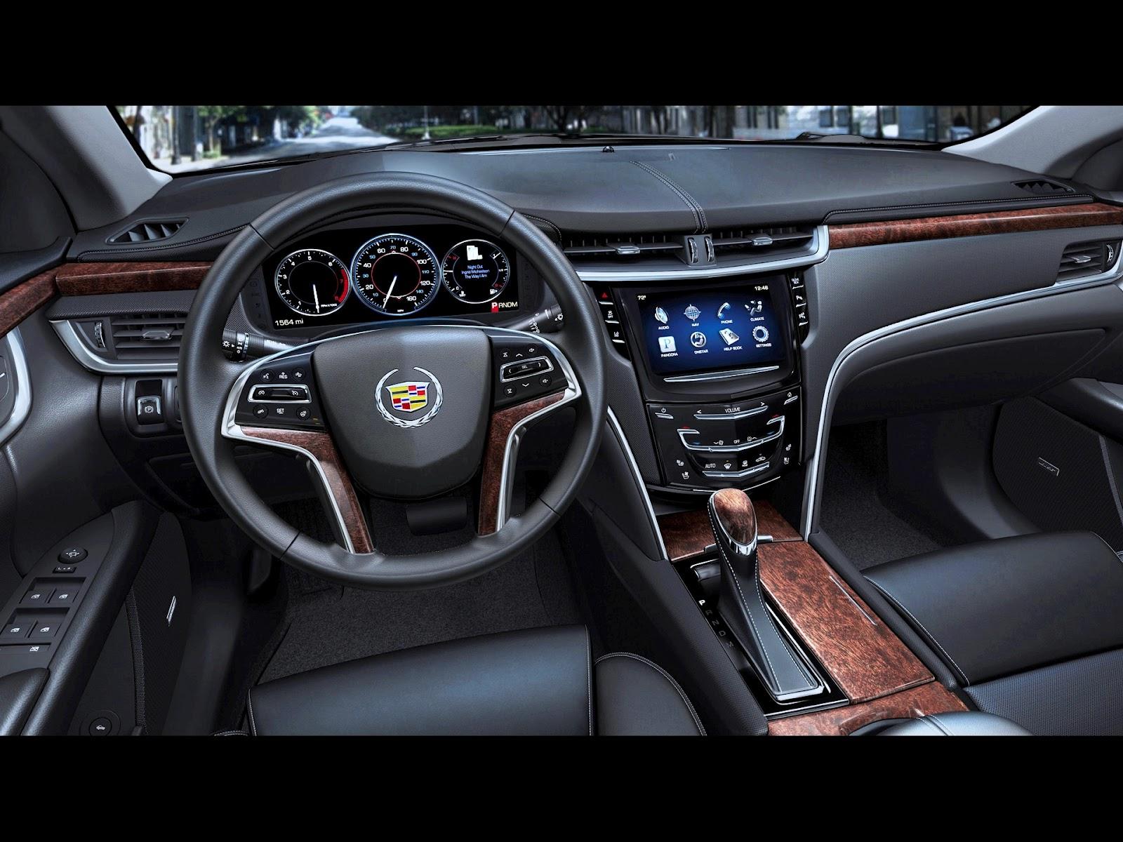 2013 Cadillac Xts Luxury Sedan News Hot Car