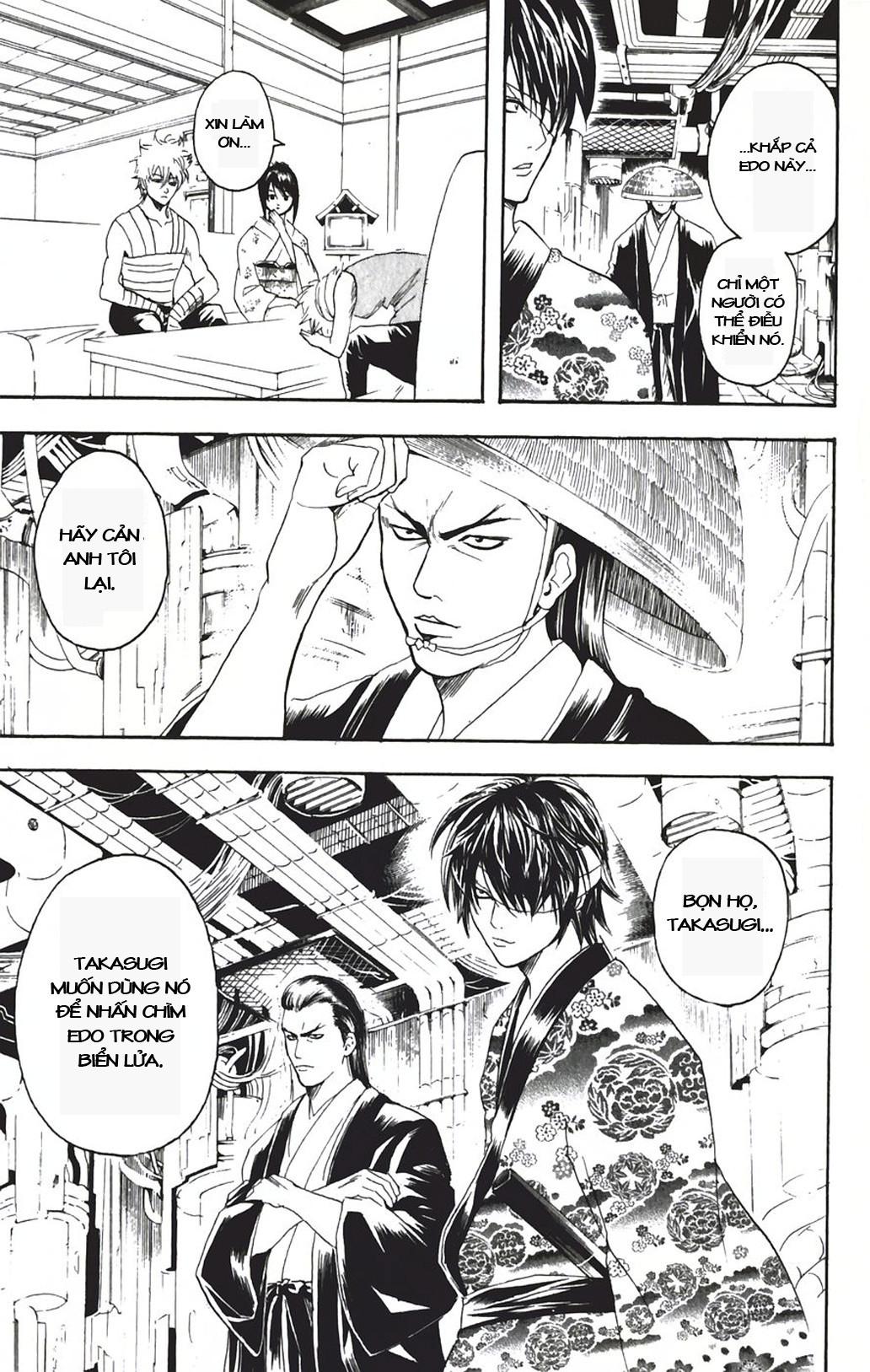 Gintama Chap 091
