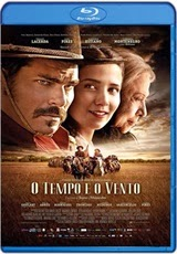 Filme O Tempo e o Vento RMVB + AVI BDRip + 720p e 1080p Bluray Torrent