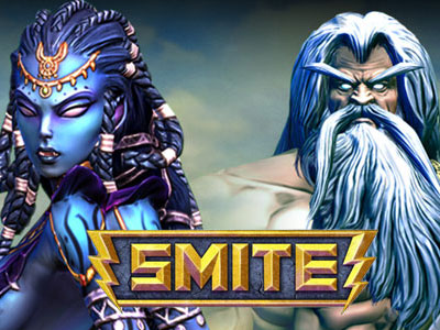 Smite: Enable Motion Blur & DX11