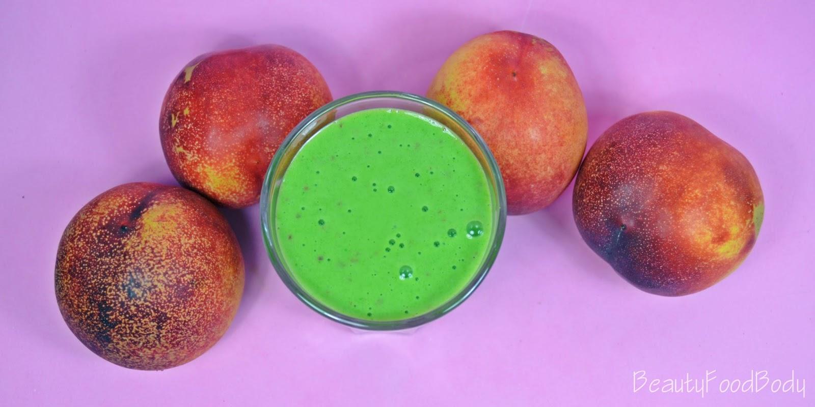beautyfoodbody detox dieta smoothie verde batido principiantes