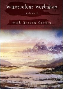 Watercolour Workshop Volume 4 Steven Cronin (DVD)