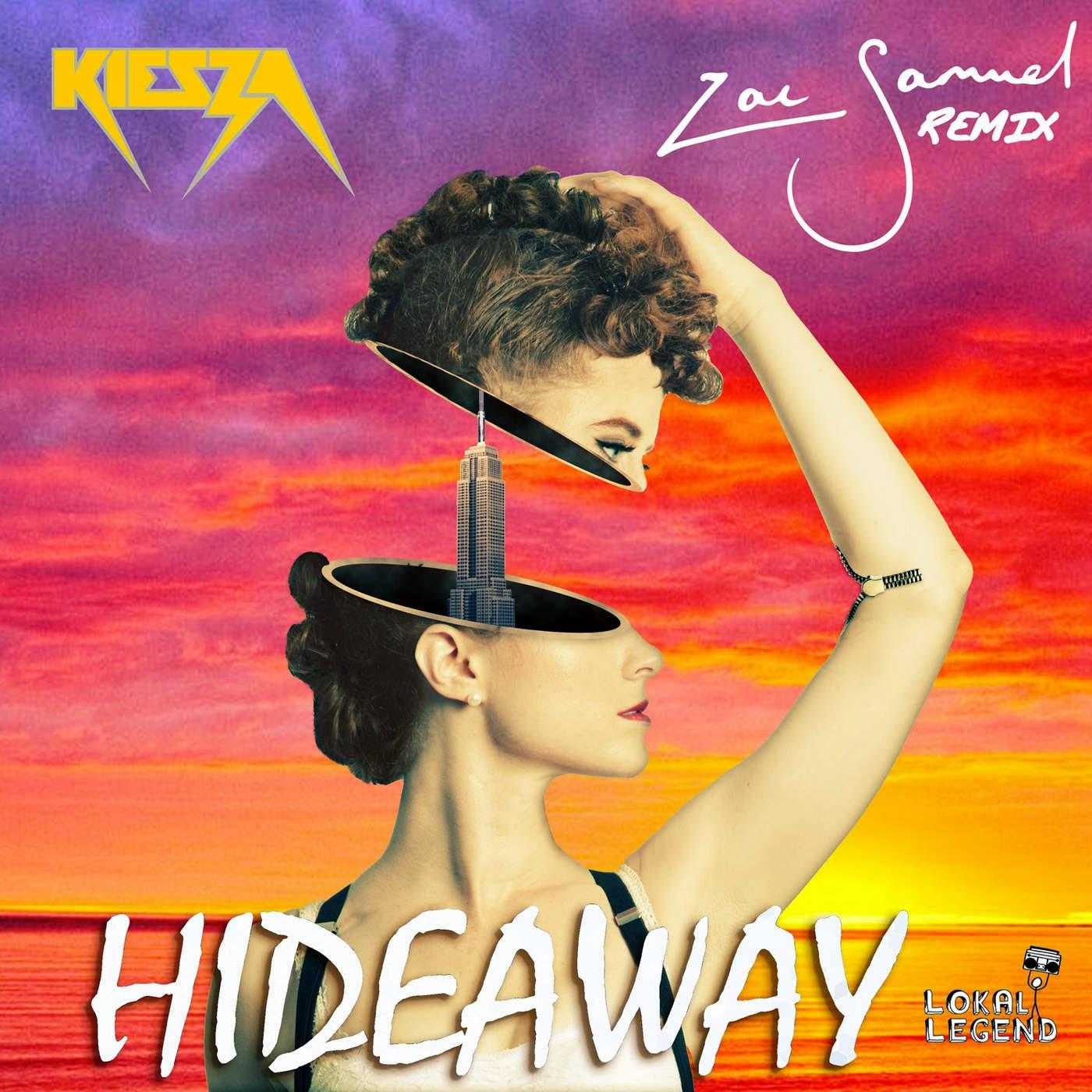 Kiesza - Hideaway (Zac Samuel Remix) - Single Cover