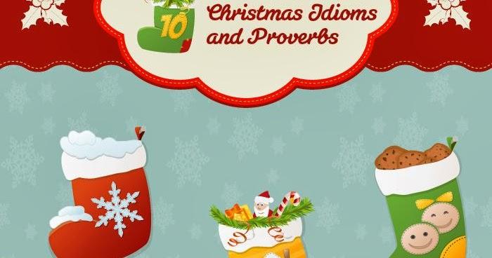 merry christmas idioms stories - Christmas Idioms