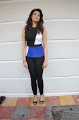 Kajal Agarwal Latest Photos at Yevadu Press meet-thumbnail-5